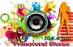 Primaveral Stereo - 104.4 FM