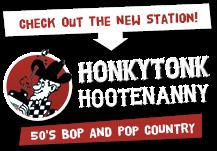 Honkytonk Hootenanny FM