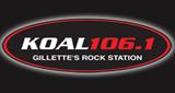 Koal 106.1 FM - KXXL