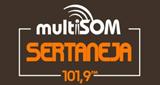 Multisom Sertaneja