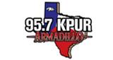 KPUR FM - 95.7 the Armadillo